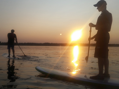 SUP Lessons