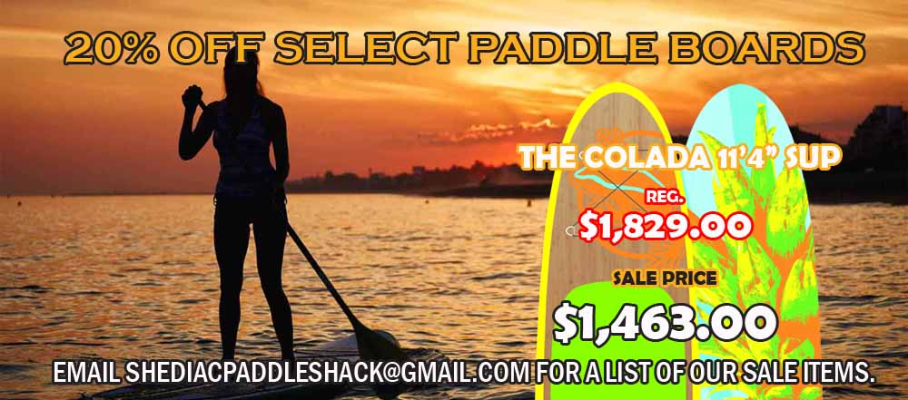 Stand Up Paddle Board Promotion